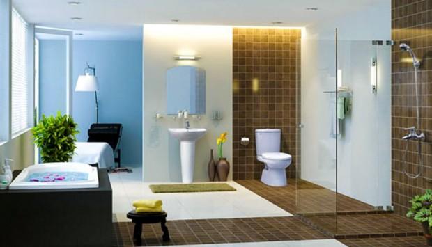 Cách lựa chọn thiết bị vệ sinh toto cho không gian phòng tắm!