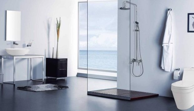 Nanosi mang tiện nghi tới phòng tắm gia đình bạn.