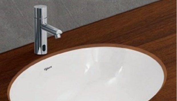 Vòi cảm ứng Viglacera giúp bạn tiết kiệm nước.