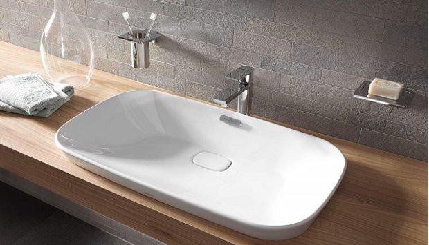 Cách chọn vòi rửa phù hợp với chậu rửa mặt Viglacera.