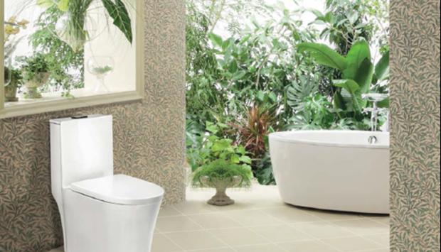 Bồn cầu ceravi giải pháp cho phòng tắm có mùi hôi