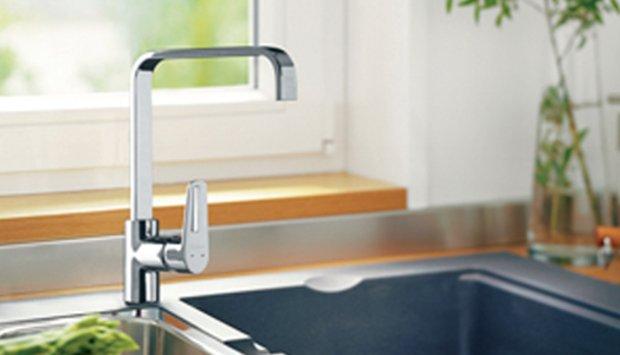 Chọn vòi nước chậu rửa tốt và sang trọng cho căn hộ hiện đại
