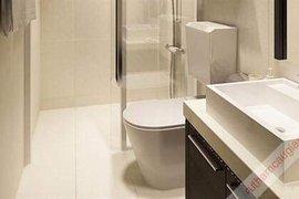 Chậu dương bàn đá Viglacera V72 giải pháp cho phòng tắm có diện tích nhỏ
