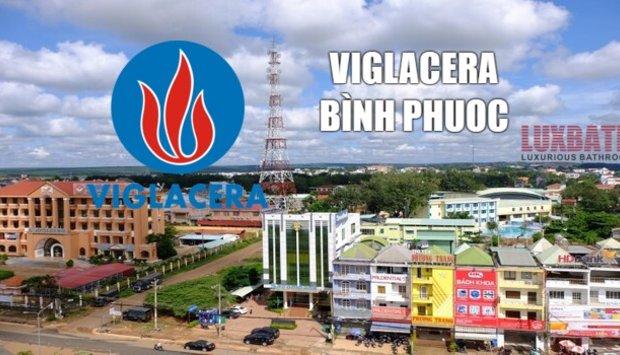 Thiết Bị Vệ Sinh Viglacera Cao Cấp Giá Tốt tại Bình Phước