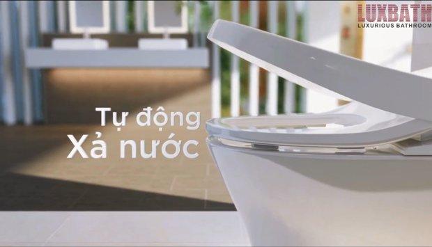 Bồn Cầu Điện Tử Thông Minh Viglacera Tại Khánh Hòa