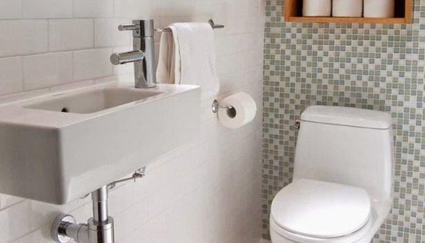 Bồn cầu viglacera V40 cho phòng vệ sinh có diện tích nhỏ