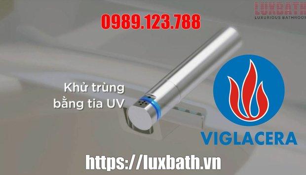 Bồn Cầu Điện Tử Thông Minh Viglacera Tại Cầu Giấy, Hà Nội
