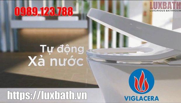 Bồn Cầu Điện Tử Thông Minh Viglacera Tại Đống Đa, Hà Nội