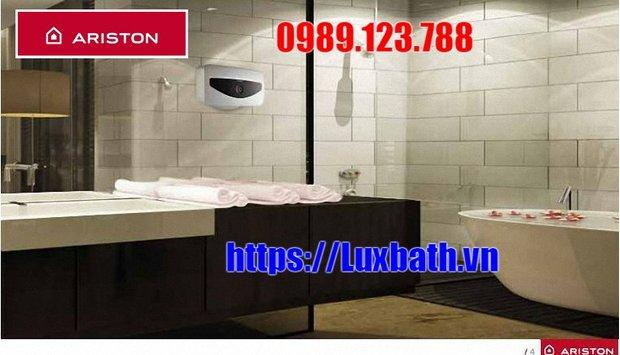 Bình Nước Nóng Ariston 30L Chính Hãng Giá Rẻ Tại Luxbath