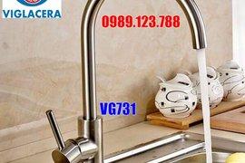 Vòi Chậu Rửa Bát Viglacera Vg731 Chính Hãng Giá Rẻ Tại Luxbath