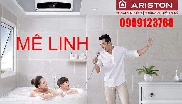 Bình Nóng Lạnh Ariston Giá Rẻ Nhất Tại Mê Linh, Hà Nội