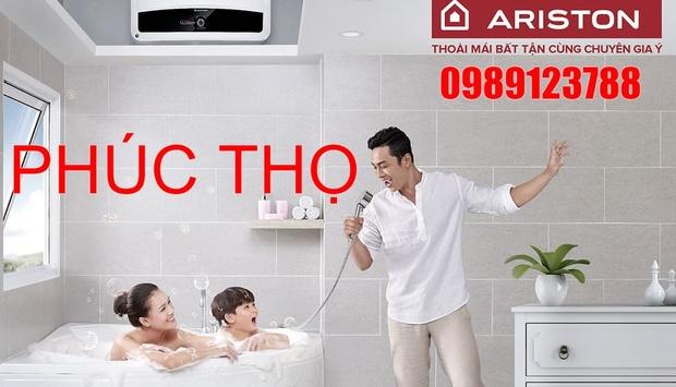 Bình Nóng Lạnh Ariston Giá Rẻ Nhất Tại Phúc Thọ, Hà Nội