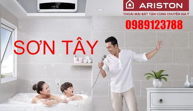Bình Nóng Lạnh Ariston Giá Rẻ Nhất Tại Sơn Tây, Hà Nội