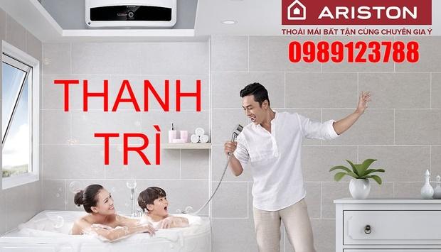 Bình Nóng Lạnh Ariston Giá Rẻ Nhất Tại Thanh Trì, Hà Nội