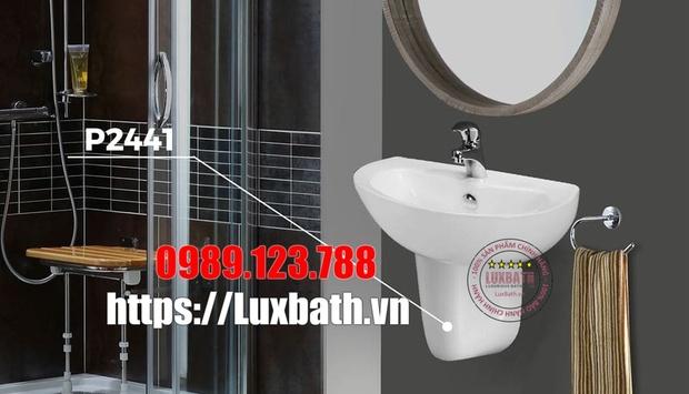 Lựa chọn chậu rửa mặt Caesar phù hợp với phòng tắm nhỏ