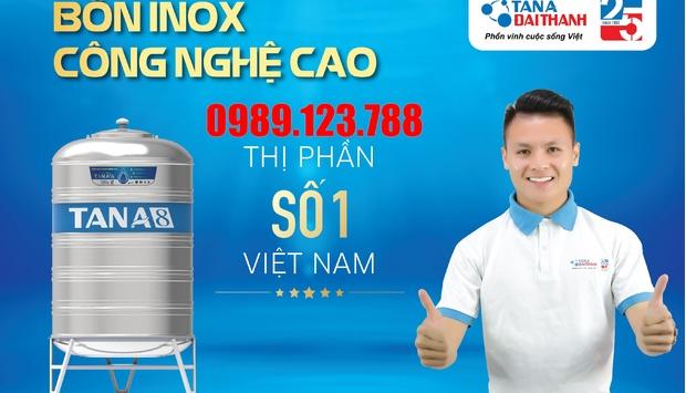 Bồn nước Tân Á Đại Thành Mang Nguồn Nước Sạch Tới Gia Đình Bạn