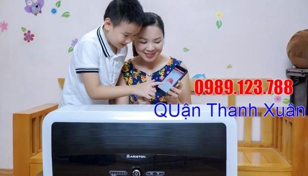 Bình Nước Nóng Ariston Công Nghệ Wifi Chính Hãng Giá Rẻ Tại Quận Thanh Xuâ, Hà Nội