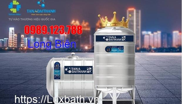 Máy nước nóng năng lượng mặt trời Tân Á Chính Hãng Tại Quận Long Biên