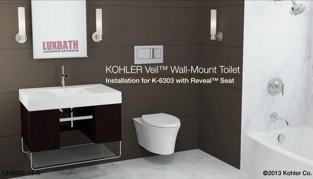 Đại lý thiết bị vệ sinh Kohler cao cấp chính hãng tại Ninh Bình