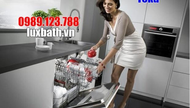 Lợi ích Của Việc Sử Dụng Máy Rửa Bát Teka