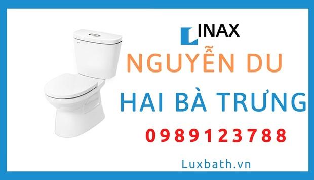 Đại Lý Thiết Bị Vệ Sinh Inax Tại Phường Nguyễn Du, Hai Bà Trưng, Hà Nội