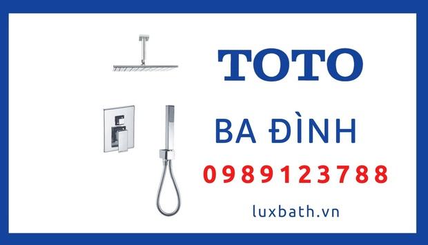 Cửa Hàng Thiết Bị Vệ Sinh Toto Chính Hãng Tại Ba Đình, Hà Nội