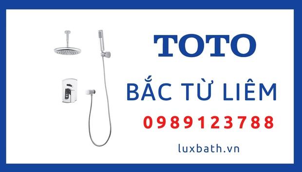 Cửa Hàng Thiết Bị Vệ Sinh Toto Chính Hãng Tại Bắc Từ Liêm, Hà Nội