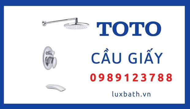 Cửa Hàng Thiết Bị Vệ Sinh Toto Chính Hãng Tại Cầu Giấy, Hà Nội