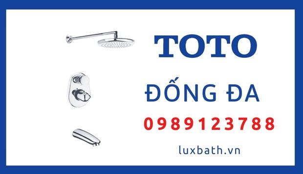 Cửa Hàng Thiết Bị Vệ Sinh Toto Chính Hãng Tại Đống Đa, Hà Nội
