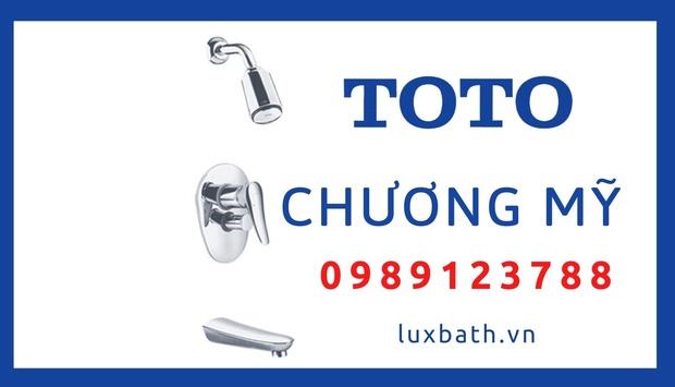 Cửa Hàng Thiết Bị Vệ Sinh Toto Chính Hãng Tại Chương Mỹ, Hà Nội