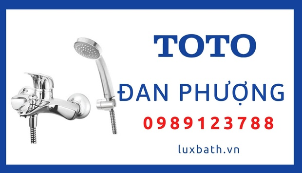 Cửa Hàng Thiết Bị Vệ Sinh Toto Chính Hãng Tại Đan Phượng, Hà Nội