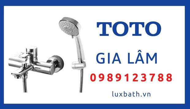 Cửa Hàng Thiết Bị Vệ Sinh Toto Chính Hãng Tại Gia Lâm, Hà Nội