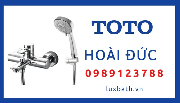Cửa Hàng Thiết Bị Vệ Sinh Toto Chính Hãng Tại Hoài Đức, Hà Nội