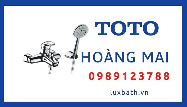 Cửa Hàng Thiết Bị Vệ Sinh Toto Chính Hãng Tại Hoàng Mai, Hà Nội