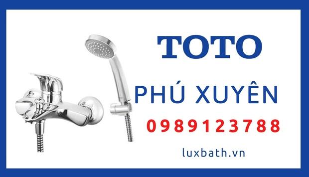 Cửa Hàng Thiết Bị Vệ Sinh Toto Chính Hãng Tại Phú Xuyên, Hà Nội
