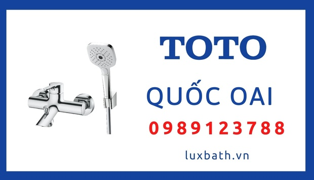 Cửa Hàng Thiết Bị Vệ Sinh Toto Chính Hãng Tại Quốc Oai, Hà Nội