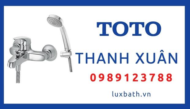 Cửa Hàng Thiết Bị Vệ Sinh Toto Chính Hãng Tại Thanh Xuân, Hà Nội