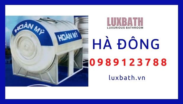 Đại Lý Bồn Nước Inox Hoàn Mỹ Giá Rẻ Nhất Quận Hà Đông, Hà Nội