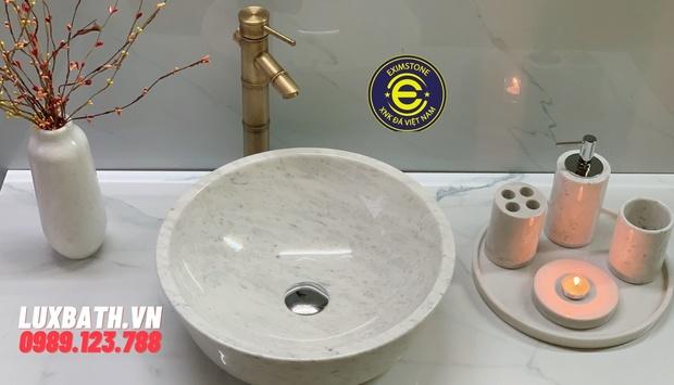 Chậu rửa Lavabo Eximstone Mang đến sự khác biệt cho ngôi nhà bạn