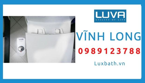 Đại lý vòi rửa vệ sinh thông minh Luva bidet tại Vĩnh Long