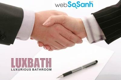 Luxbath - Đối tác chiến lược Thiết Bị Vệ Sinh tốt nhất cho các công trình xây dựng