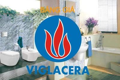 Báo giá thiết bị vệ sinh Viglacera mới nhất 19/6/2021