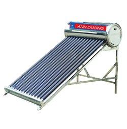 Năng lượng mặt trời Ánh Dương 160 lít ống dầu khía