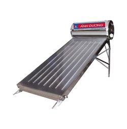 Máy nước nóng năng lượng mặt trời Ánh Dương 150l tấm phẳng