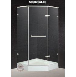 Vách kính tắm đứng Caesar SD5320AT
