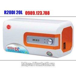 Bình Nóng Lạnh ROSSI R20DI 20 Lít Ngang