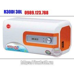 Bình Nóng Lạnh ROSSI R30DI 30 Lít Ngang