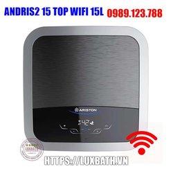 Bình Nóng Lạnh Ariston Andris2 Top Wifi 15 Lít Vuông