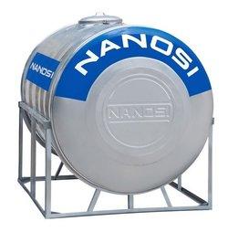 Bồn Nước Inox 304 Nanosi 350 Lít Phi 720 Ngang
