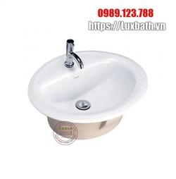 Chậu Rửa Lavabo COTTO C008 Jupiter Dương Bàn